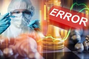 新冠疫苗动物实验失利600亿医药白马盘中闪崩全球股市又慌了
