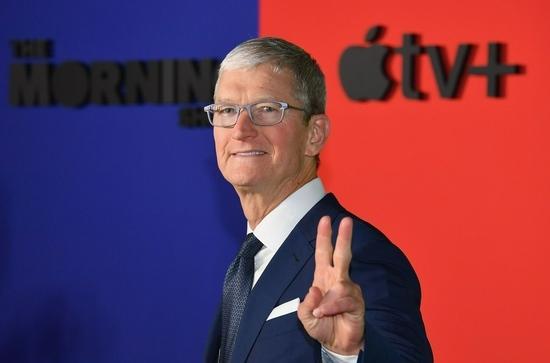 拉长时间轴来看苹果的能量仍将超乎你的想象