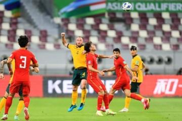 国足03输给澳大利亚澳大利亚球迷的讽刺有点狠了……